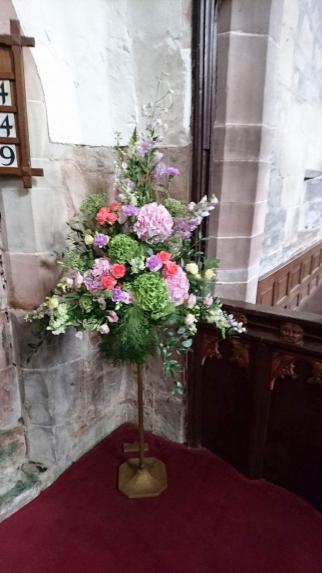 Church Flowers » Fine Flowers by Lynne Palfreyman