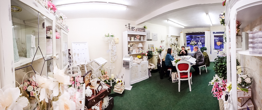 Beautiful Fine Flower Studio in Rugeley Staffordshire