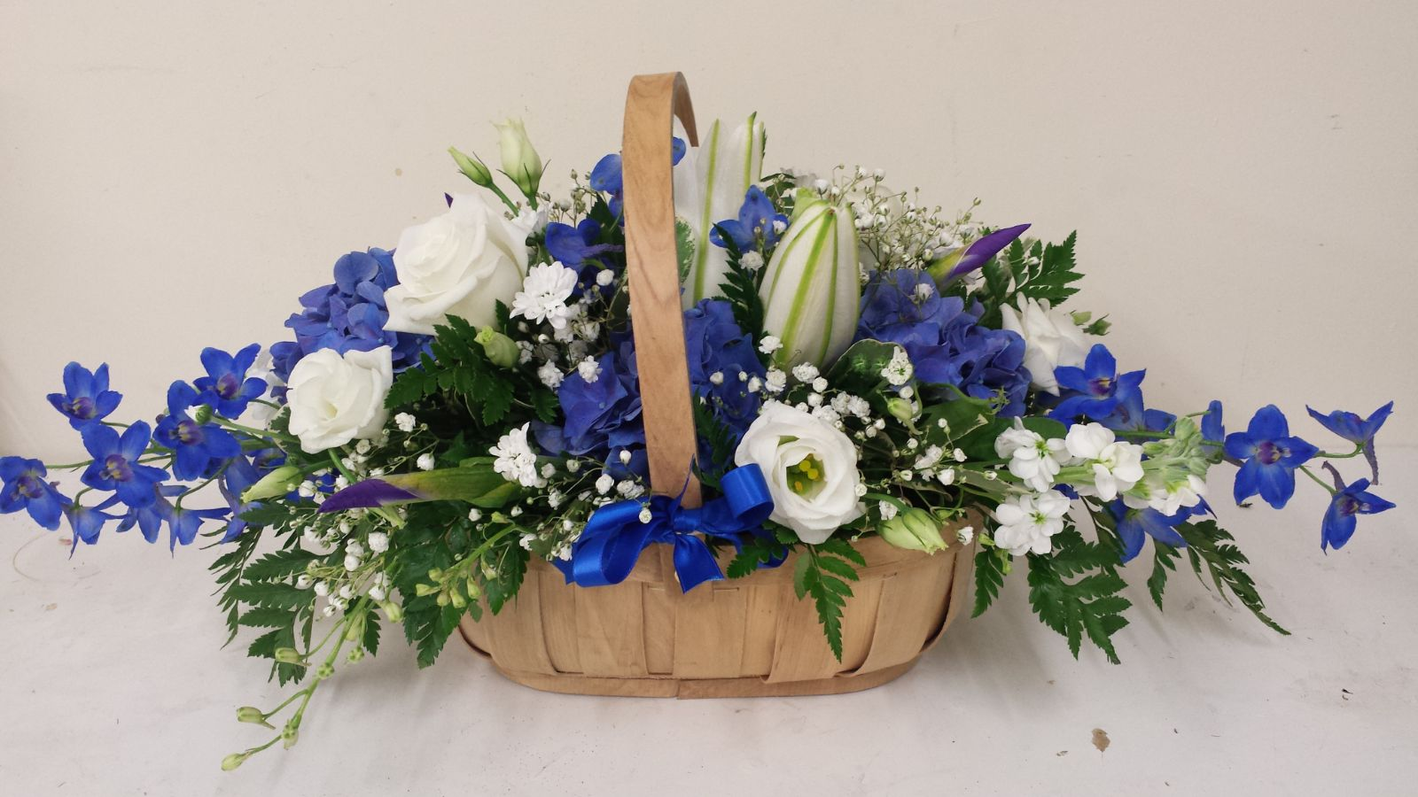 Planted arrangements for your special occasion by Rugeley Florist Fine Flowers