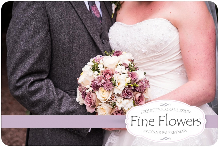Wedding flowers by Pendrell Hall Recommended Florist in Staffordshire by Rugeley Floral Studio Fine Flowers