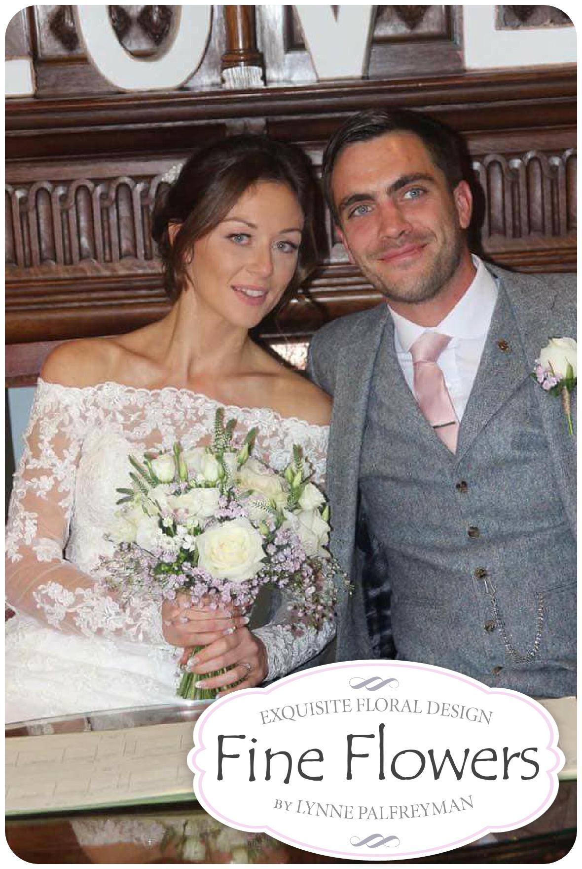 Pendrell Hall Wedding Florist   Robert + Vicki