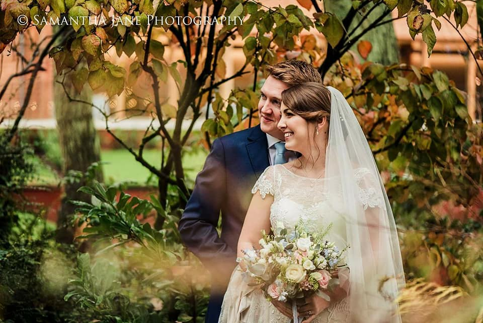Staffordshire wedding flowers by Staffordshire Florist in Rugeley by Fine Flowers