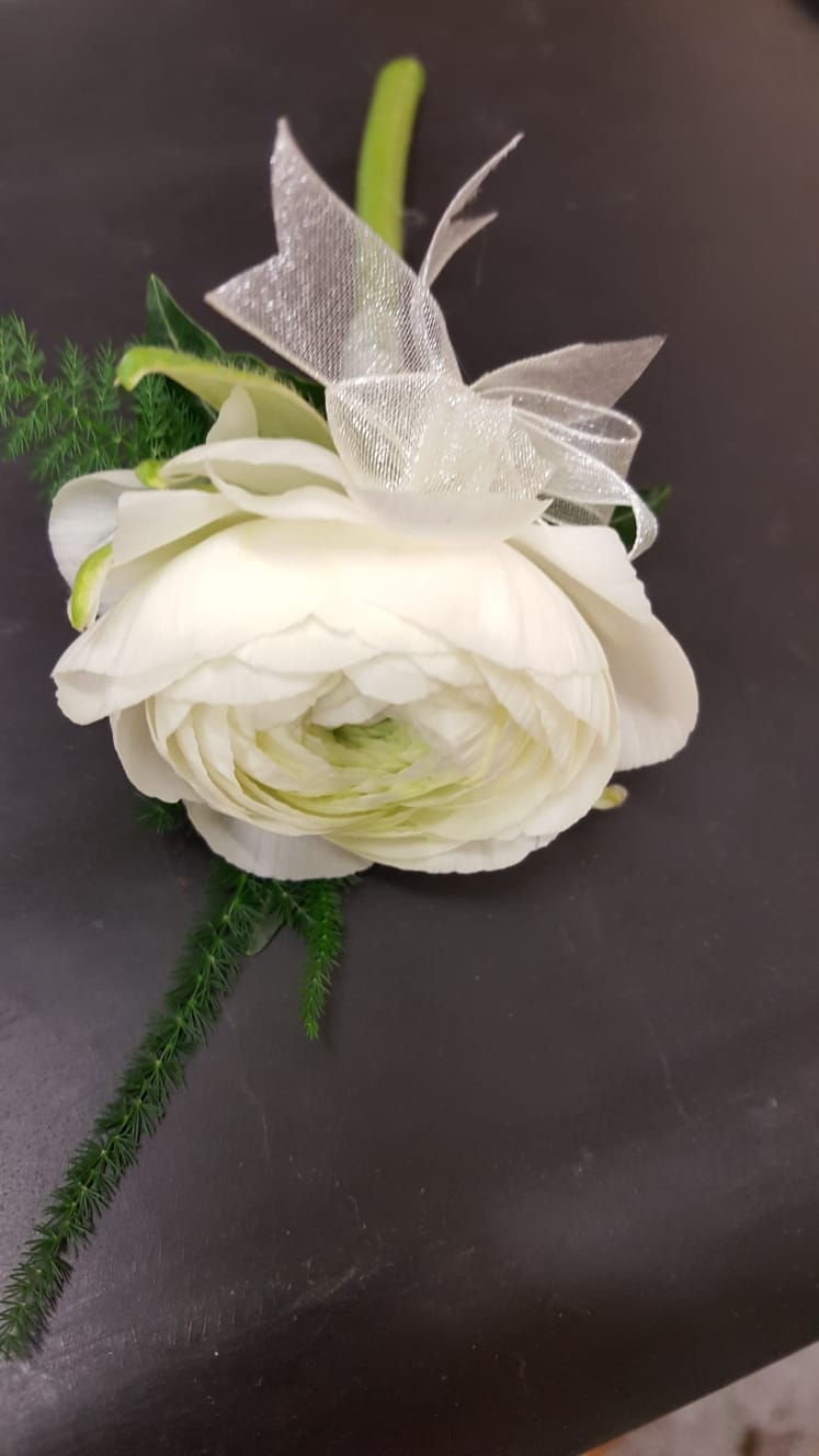 Handmade buttonholes perfect for your wedding by Rugeley Florist - Rugeley Floral Studio Fine Flowers