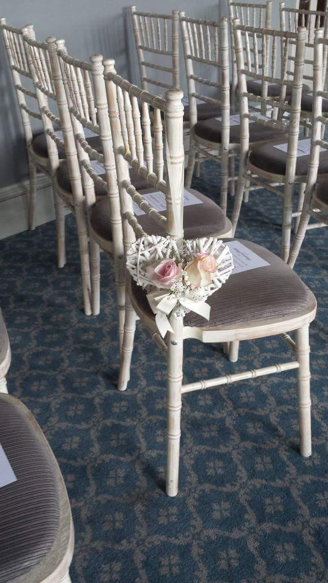 Church flowers for your wedding by Rugeley Florist - Rugeley Floral Studio Fine Flowers
