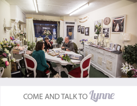 Come and Talk to Lynne
