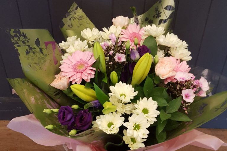 Gorgeous flowers for your Special Occasion by Experienced Staffordshire florist - Rugeley Floral Studio Fine Flowers