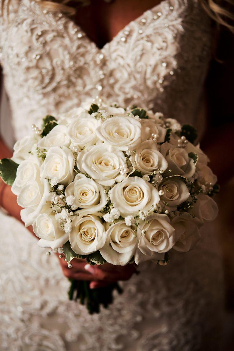 Wedding flowers by Rugeley Wedding Florist in Staffordshire by Rugeley Floral Studio Fine Flowers